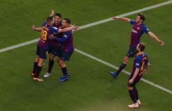برشلونة يواصل التربع على قمة الدوري الإسباني بالفوز على سيلتا فيجو بهدفين