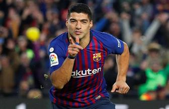 سواريز يفكر في الرحيل عن برشلونة الصيف المقبل