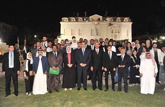 الملحقية الثقافية السعودية بالقاهرة تستقبل الطلبة المستجدين بالجامعات المصرية