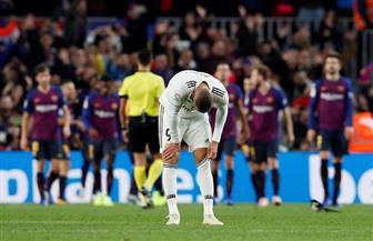 فى غياب ميسي.. سواريز يقود برشلونة لاكتساح ريال مدريد بخماسية فى الدورى  فيديو وصور