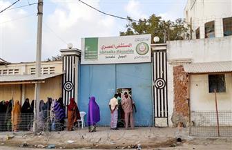 مستشفى اتحاد الأطباء العرب بالصومال تستقبل خبراء جراحة العظام