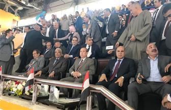 محافظ كفرالشيخ يشارك قيادات حزب مستقبل وطن فى توزيع أجهزة كهربائية على 100عروسة| صور