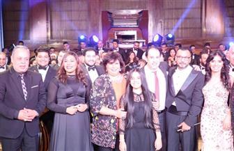 وزيرة الثقافة تشهد احتفالية ذكرى انتصارات أكتوبر بأكاديمية الفنون | صور