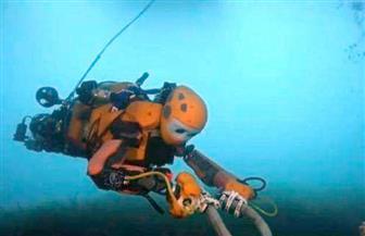 روبوت صيني يسجل رقما قياسيا في الغوص تحت الماء