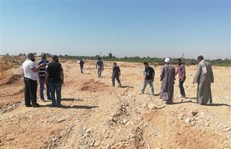 تسليم 9 من المستثمرين الجدد قطع أراض بالمنطقة الصناعية بالبغدادي بالأقصر | صور