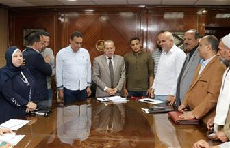 محافظ كفرالشيخ يصدر قرارا بنقل مدير محطة الصرف بمنية المرشد بمطوبس | صور