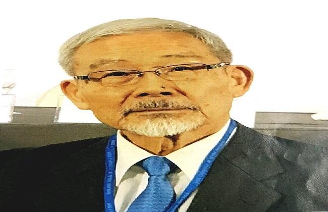 البروفيسور طيب المختار موتو رئيس لجنة الشريعة الإسلامية بجامعة تاكوشوكو اليابانية