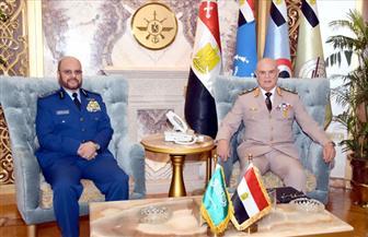 رئيسا أركان مصر والسعودية يشهدان اجتماعات الجلسة الختامية للجنة التعاون العسكرى بين البلدين  صور