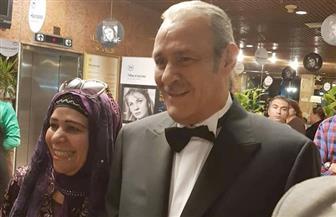 وصول الفيشاوي ونجله والصريطي وقابيل وبدرخان لحضور حفل افتتاح الاسكندرية السينمائي