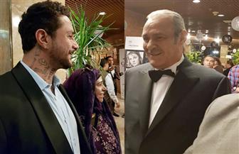 """أحمد الفيشاوي لـ""""بوابة الأهرام"""": فخور بتكريم والدي في مهرجان الإسكندرية السينمائي"""