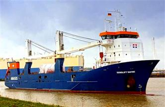 ميناء بورسعيد: تفريغ 3386 طن حديد و482 طن معدات بترولية