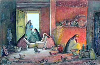 رحيل التشكيلي محمد صبري رائد فن الباستيل في مصر عن عمر ناهز 100 عام