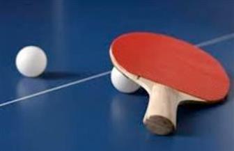 تنس طاولة الأهلي في تونس للمشاركة في البطولة العربية