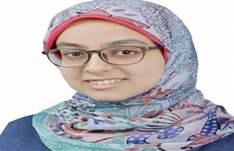 """طالبة بكفر الشيخ تفوز بالمركز الثاني عالميًا في """"تحدي القراءة العربي"""" بدولة الإمارات"""