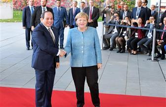 """توقيع اتفاقيات تعاون بين مصر وألمانيا على هامش """"قمة العشرين"""""""