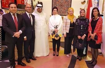 سفارة مصر بالكويت تشارك في الاحتفال بيوم إفريقيا   صور