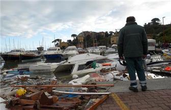 ارتفاع عدد قتلى عواصف إيطاليا إلى 11