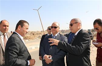 محافظ القاهرة: فسخ التعاقد مع أي متعهد قمامة يتراخى في عمله | صور