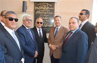 افتتاح محكمة الواسطى الجزئية في بني سويف | صور