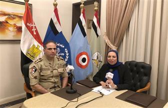 المتحدث العسكري في لقاء خاص على راديو مصر غدا