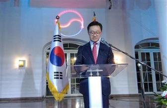 سفير كوريا الجنوبية يكشف أسطورة نشأة بلاده.. ويؤكد: ندعم الإصلاحات الاقتصادية في مصر