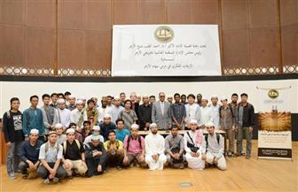 عميد كلية أصول الدين: الكفر لم يكن علة للقتال في الإسلام | صور