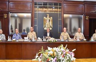 الرئيس السيسي يرأس اجتماع المجلس الأعلى للقوات المسلحة اليوم