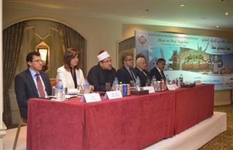 وزيرة الهجرة: المصريون بالخارج أهم سبل الترويج للصورة الصحيحة عن مصر حول العالم | صور