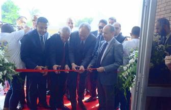 """وزير التجارة يفتتح مدرسة زين العابدين الفنية لـ""""التعليم المزدوج"""""""