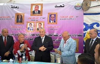 التعليم العالي تتابع احتفالات جامعة السادات بالذكرى 45 لانتصارات أكتوبر