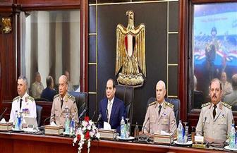 بسام راضي: الرئيس السيسي وجه التحية لشهداء مصر خلال اجتماع المجلس الأعلى للقوات المسلحة