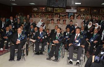 القوات المسلحة تنظم معرضاً لإبداعات المحاربين القدماء