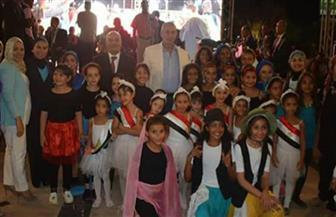 البحر الأحمر تحتفل بالذكرى الـ45 لنصر أكتوبر المجيد بالغردقة  صور