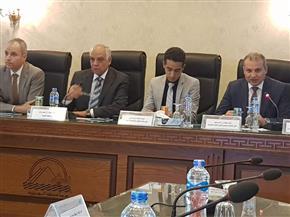 اتفاقية لتوفير التعويضات أو إنشاء سوق بديلة لشاغلى باكيات سوق البوهى بإمبابة