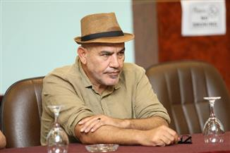 """رشيد مشهراوي في ندوته بـ""""الإسكندرية السينمائي"""": """"الكتابة على الثلج"""" يبعث الأمل بوجود حل للمصالحة الفلسطينية"""