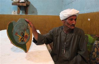محمد الطيب محارب أكتوبر بقنا: عشت 8 سنوات على الجبهة ومازلت أحتفظ بخطابات أصدقائي | صور