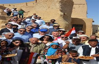 خالد العناني: وضع خطة لتطوير المناطق الأثرية بمصر | صور