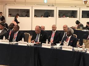 شكري: تعزيز التعاون مع اليابان يدعم جهود التنمية الشاملة في إفريقيا| صور