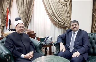 رئيس الجالية الأذربيجانية: المصريون لهم قيمة كبيرة جدا في كل بلدان العالم