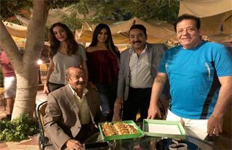 """أبطال """"عمر خريستو"""" يروون تجربتهم مع الفيلم بمهرجان الإسكندرية"""