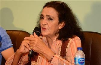 """المغربية راوية في مهرجان """"الإسكندرية"""": لم أحلم يوما أن يتم تكريمي في مصر"""