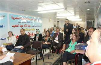شباب الحركة الوطنية بالقاهرة: هدفنا رفع الوعي والاستعداد للمحليات | صور
