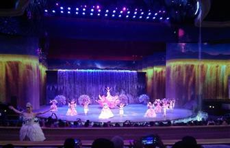 في وليمة فنية على المسرح الكبير بالصين .. 130 دقيقة تجسد حكايات طريق الحرير القديم | صور