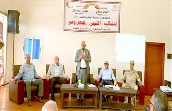 فى ندوة انتصارات أكتوبر: محافظ بورسعيد يشدد على أهمية استلهام روح 1973 لبناء الإنسان والوطن | صور
