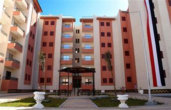 تسليم أول موقع للإسكان الاجتماعى بالشروق لشركة التعمير لخدمات الصيانة