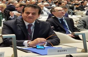 وزير التعليم العالي: قواعد القبول في الجامعات الألمانية ليس لها علاقة بالتنسيق المصري