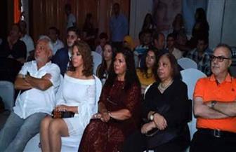العرض الأول لفيلم روز ضمن فعاليات الإسكندرية السينمائي | صور