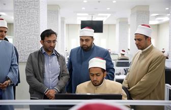أمين عام مجلس حكماء المسلمين يشيد بدور مرصد الأزهر في مواجهة الأفكار المتطرفة | صور