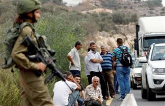 مواجهات بين فلسطينيين وجيش الاحتلال الإسرائيلي في نابلس
