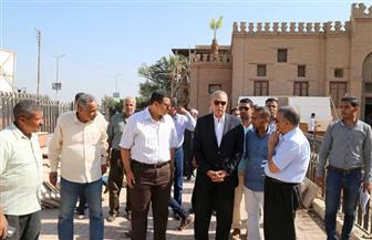 محافظ قنا: انتهاء ترميم وتطوير قصر الأمير يوسف كمال مطلع العام المقبل | صور